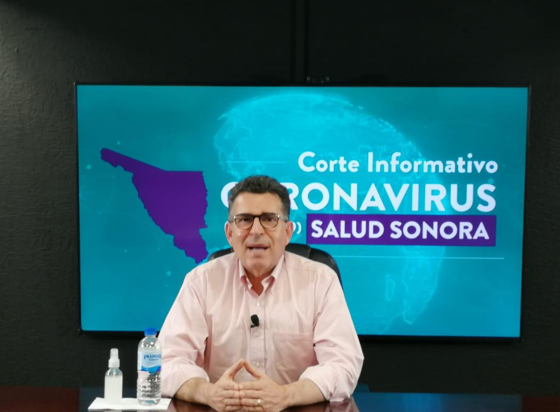 Acumula Sonora más de mil casos confirmados de Covid-19