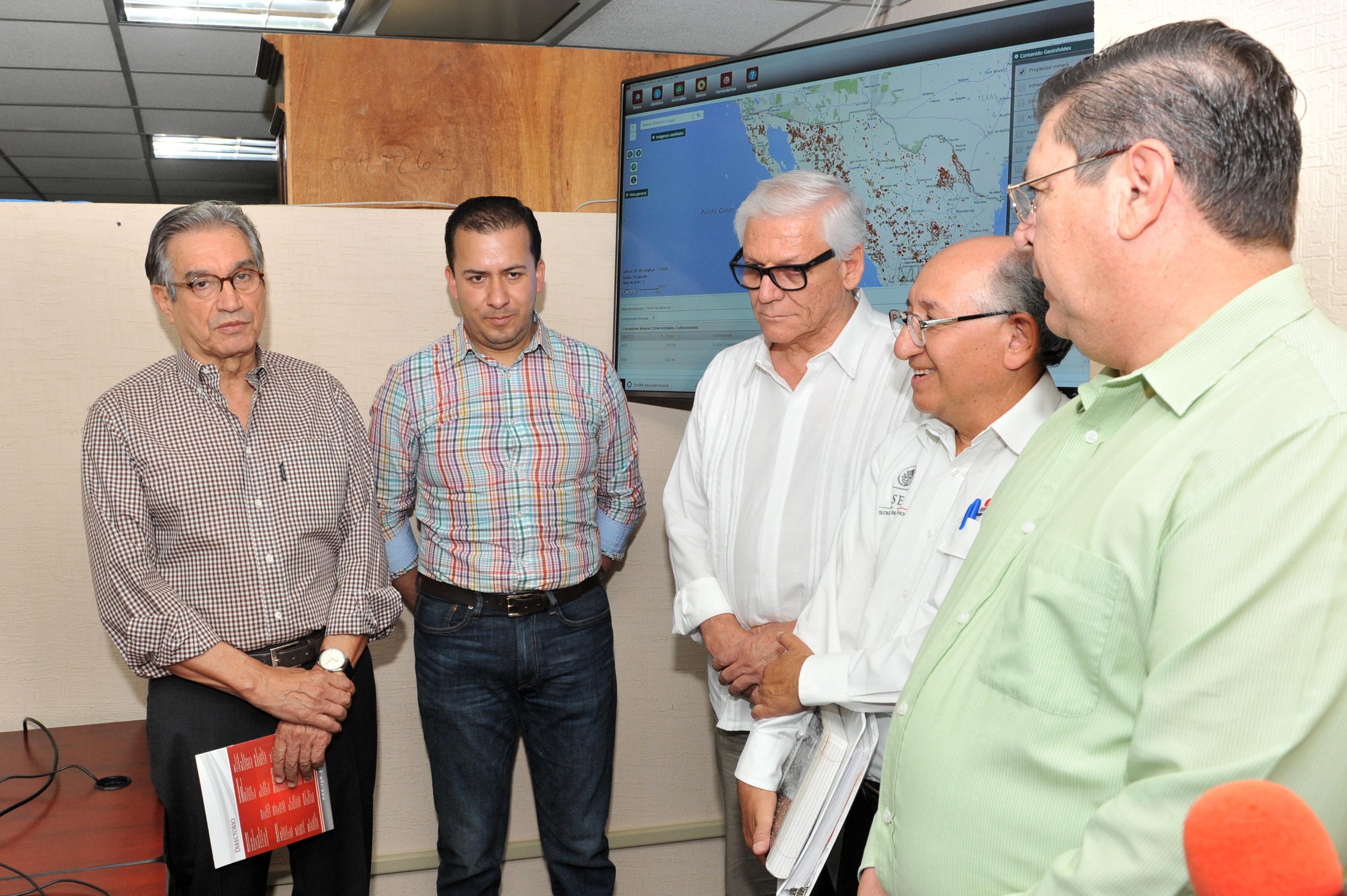 Resultado de imagen para Presenta SE plataforma para optimizar minería en Sonora