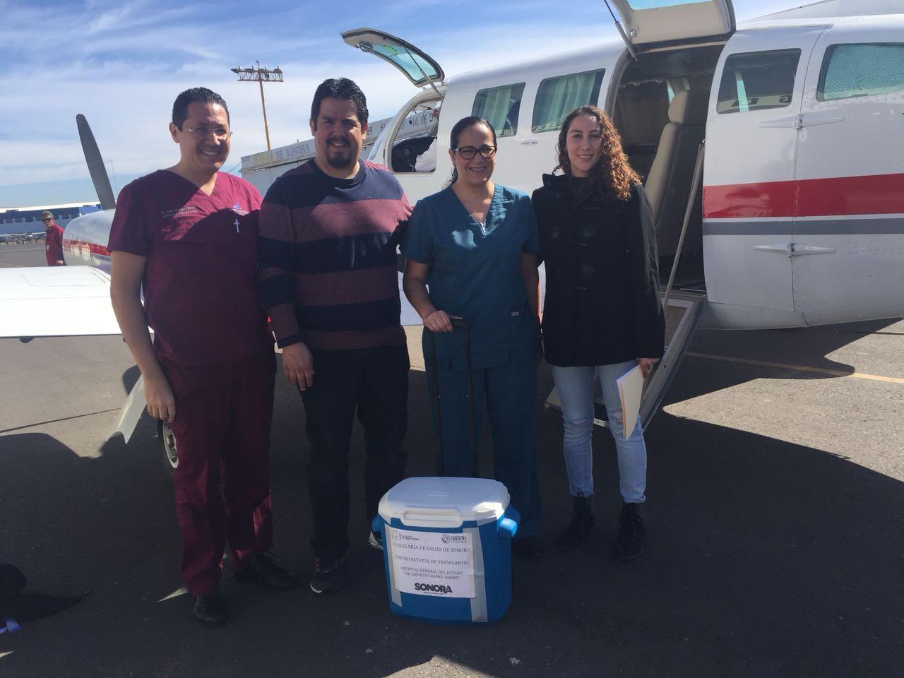 Resultado de imagen para Continúan donaciones multiorgánicas en Sonora, concretan la séptima